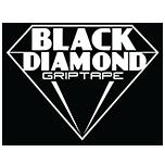 Black Diamond Griptape Logo
