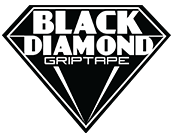 Black Diamond Grip Tape Logo